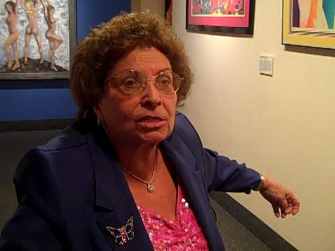 Naomi Wilzig, owner of the famous World Erotic Art Museum on Miami Beach, ...