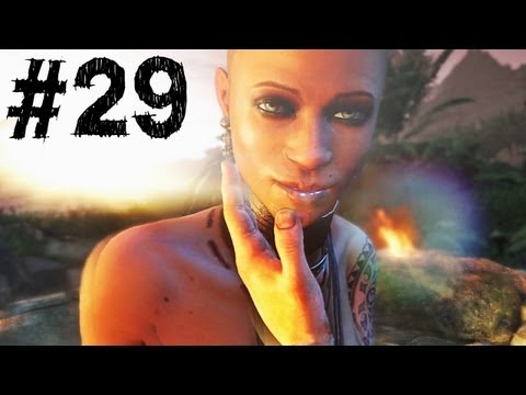 Far Cry 3 Gameplay Walkthrough Part 29 - Warrior Rescue Service - Mission 22