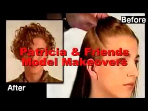 Patricia & Friends - Model Makeovers