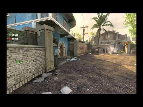 Blops2 CTF - Slums Ballistic Knife Jump Shot