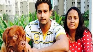 Yash Dasgupta Family Album | Actor Yash Dasgupta with his Family