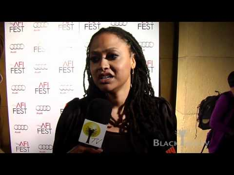 AFI Film Festival - Tracie Thoms and writer/director Ava DuV