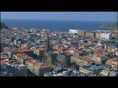 Desde Irún hasta Donostia (España, Entre el Cielo y la Tierra).avi