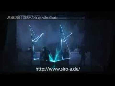 SIRO-A EU TOUR 2012 digest    白Aヨーロッパツアー2012 ダイジェスト