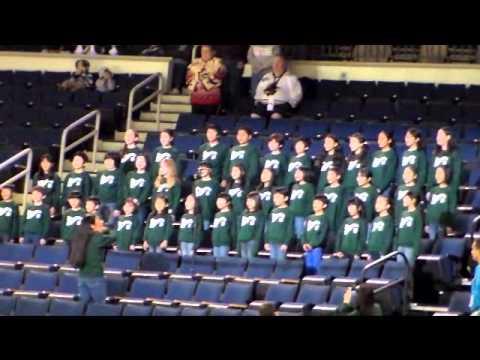 God Bless America - Seigakuin Atlanta International School - 10/25/2013