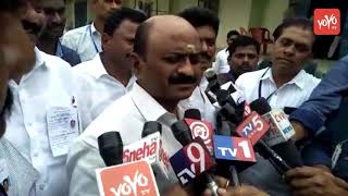 TRS MLA Challa Dharma Reddy Speech After Winning Against Konda Surekha | Telangana