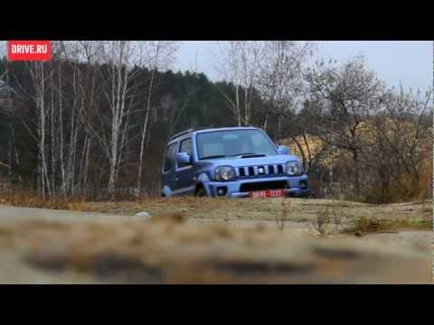 Suzuki Jimny 2012 — За кадром