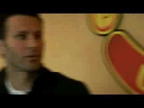 May Day for Nurses: Ryan Giggs is English Video