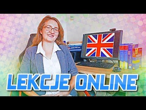 ► LEKCJE ANGIELSKIEGO: Lekcje Angielskiego Online - Oferta Kazik TV.