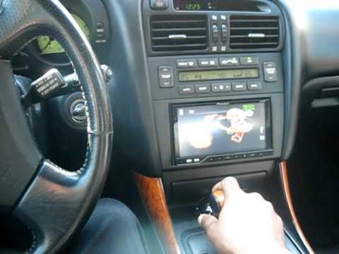 2000 Lexus Gs 300 Youtube