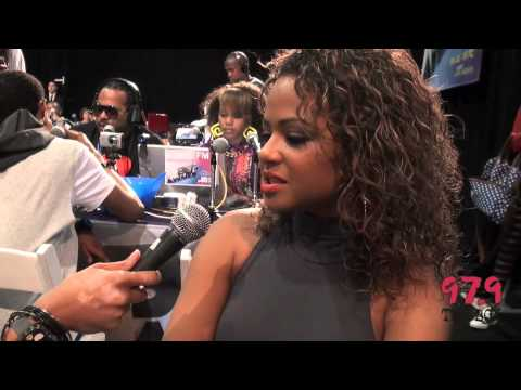 Christina Milian Says The Dream Doesn't See Their Daughter [VIDEO]