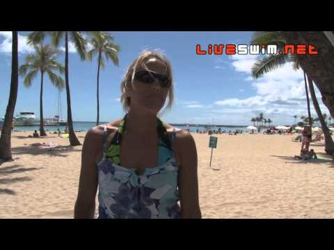 Charmaine Boquette - 2010 Waikiki Rough Water Swim