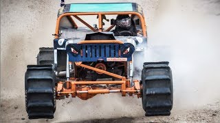 Formula Offroad EXTREME HILL CLIMB - Skien FULL MOVIE! NEXT HERO