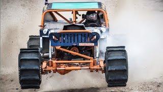 Formula Offroad EXTREME HILL CLIMB - Skien FULL MOVIE! NEXT HERO