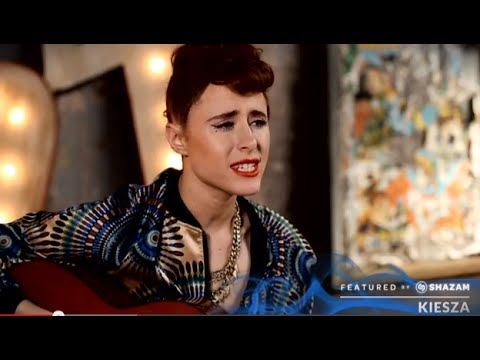 Kiesza - 'Giant In My Heart' #FeaturedByShazam