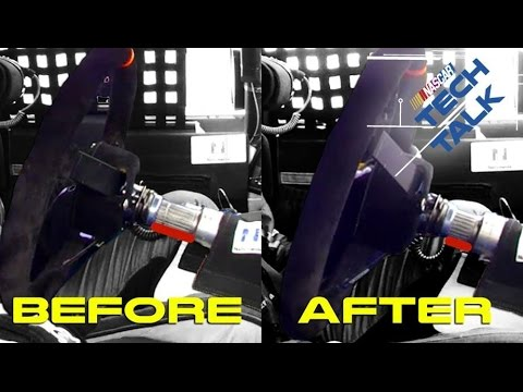 Locked In: How to Secure a Steering Wheel on a NSCS Race Car