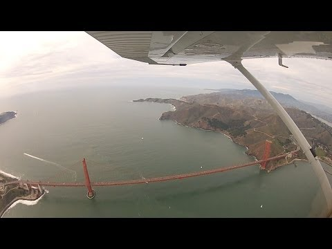 San Francisco Bay Tour from Palo Alto (KPAO)