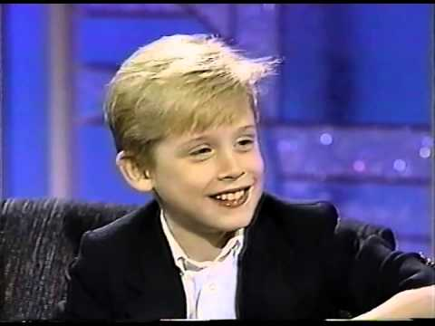 MACAULAY CULKIN  AT 10