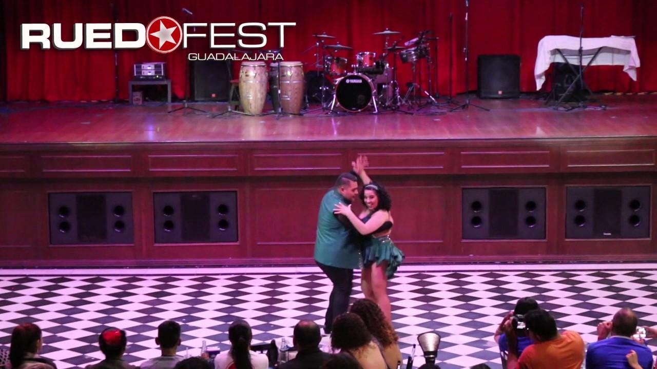 Teresa & Gerardo | 1er Lugar, Parejas Abierta | RUEDAFEST 2017