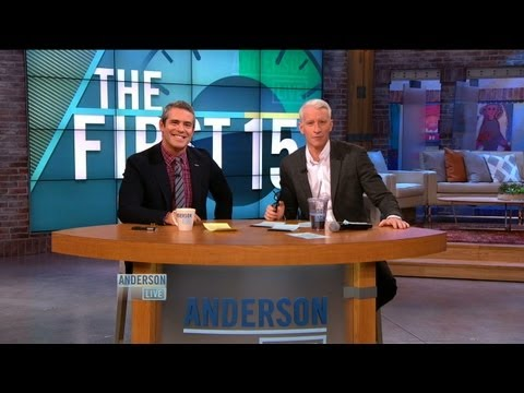 'The First 15' with Andy Cohen