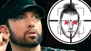 Eminem Responds To Machine Gun Kelly Diss Hollywoodlife