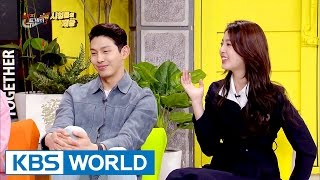Hyunkyung talks about what Choi Jungwon is like outside of work [Happy Together/2017.04.20]