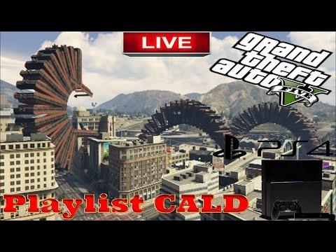 !!! LIVE !!! GTA V on PS4  Playlist Cald  (Frige)