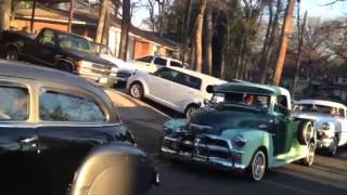 D-Town Bombs Car Club Taking a Cruise