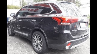 Caçador de Carros: Mitsubishi Outlander Diesel