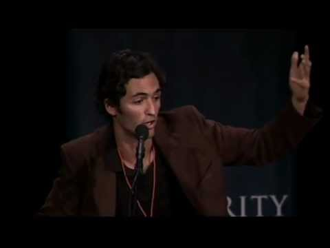 0 Jason Silva on The Undivided Mind — Science and Imagination at Singularity Summit 2011