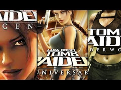 The Tomb Raider Series (360) Part 3 - Darkness Reviews