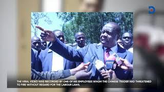 Chinese man who called Kenyans, including President Uhuru Monkeys deported