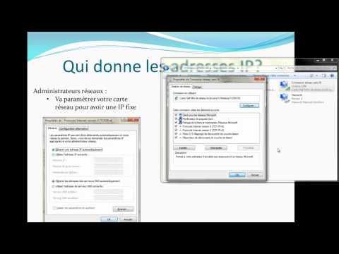 Les adresses IP - Comprendre comment marche Internet