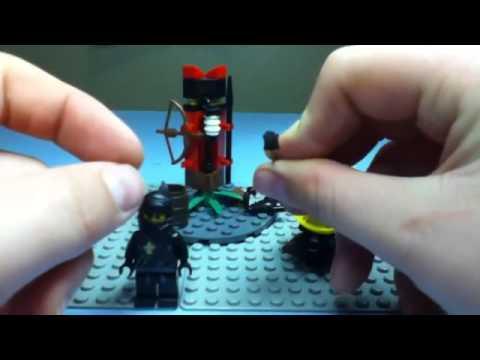Đồ chơi xếp hình Lego Ninjago