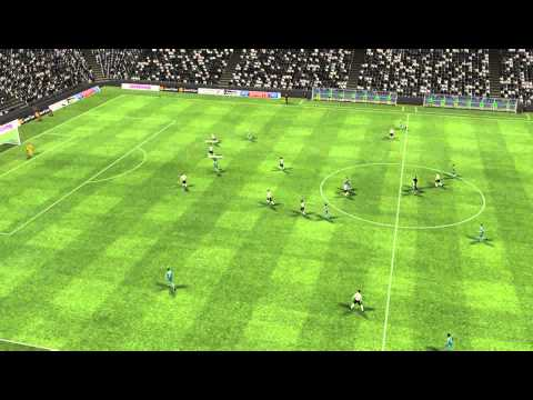 Derby - R  Madrid     Gol di Di Maria 5° minuto