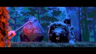 Brave- Bear Fight