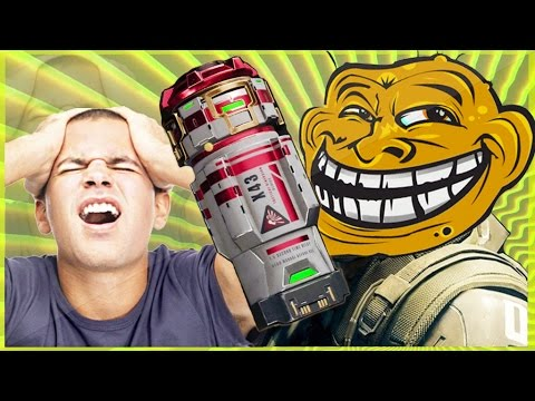 FLASHBANG TROLLING On Black Ops 3!