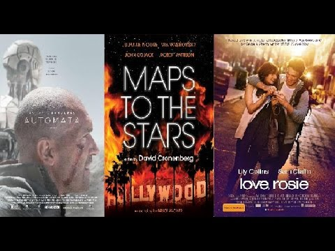Trailer Thursdays: Automata, Maps to the Stars, Love Rosie
