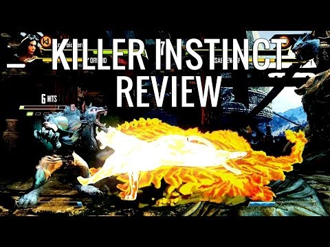 Killer Instinct Review Xbox One - Androidizen