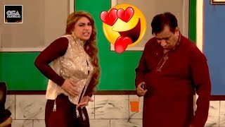 MAHNOOR & NASIR CHINYOTI 2019 New Stage Drama Best Comedy Clip ||Very Funny😂