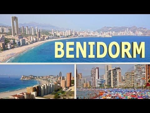 BENIDORM - SPAIN 4K