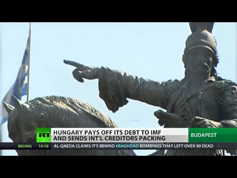 Cutting Loose: Hungary pays off IMF debt, may eye EU exit