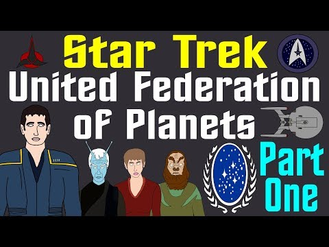 Star Trek: United Federation of Planets (Part 1 of 2)