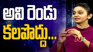 Rakul Preet About Difference of Women Equality in Film Industry and Society || Khakee