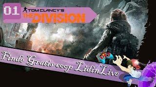[ESP] Tom's Clancy The Division - coop con LidinLive - Finde Gratis 1
