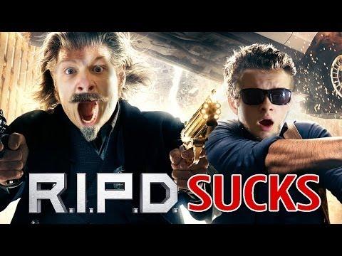 Why R.I.P.D. SUCKS - BOBBY BURNS