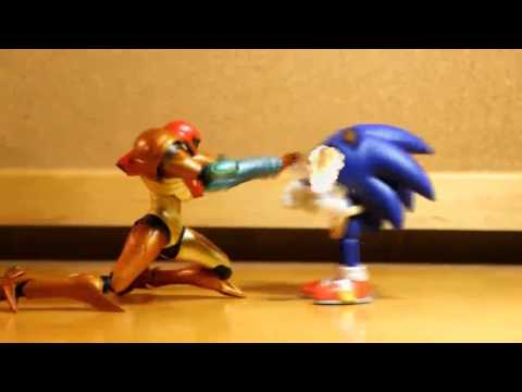 Super Smash Bros. Stop Motion Animation: Classic Fury