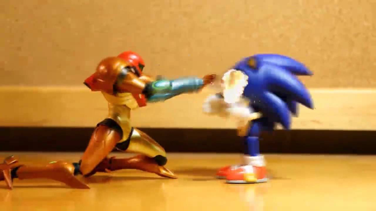 Super Smash Bros Stop Motion Animation Classic Fury