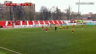 Спартак Москва-2 : Луч-Энергия