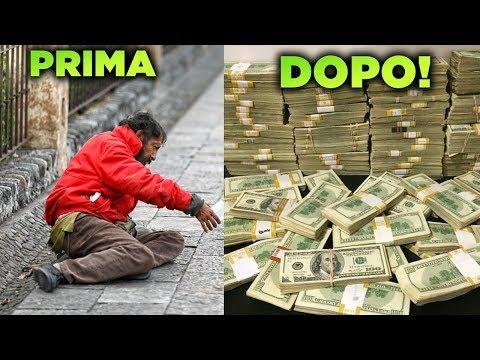 Come potresti Trasformare Pochi € in 1 MILIONE €!